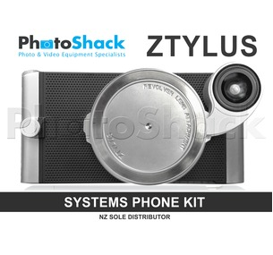 Ztylus Case for iPhone 5 / 5s / SE - BLACK 2.0